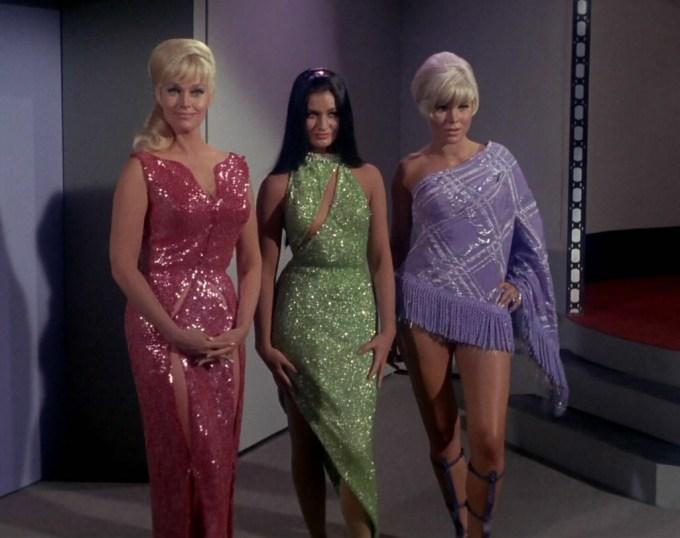 Star Trek Mudd's Women