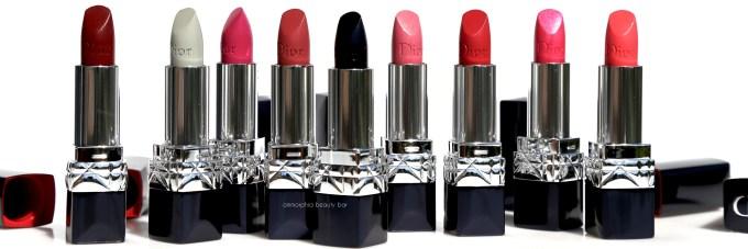 Dior Rouge Dior closer