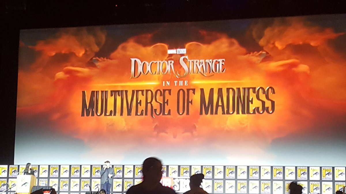 Doctor Strange In the Multiverse of Madness Coming May 2021!
