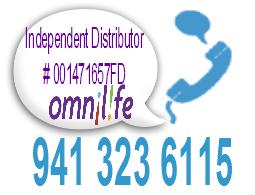 OMNILIFE CALL 941 323 6115
