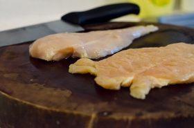 Healthy Lemon Chicken - Process | Omnivore's Cookbook