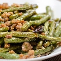 Szechuan Dry-Fried Green Beans (干煸豆角)