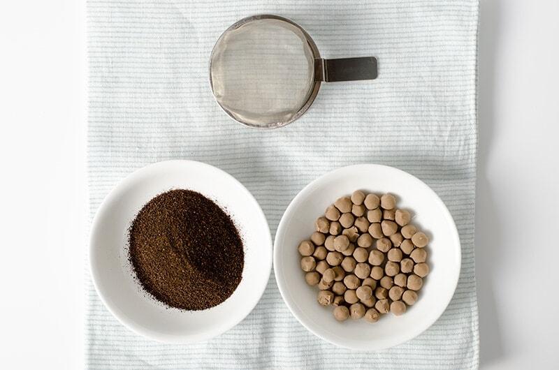 Bubble milk tea - Ingredients | Omnivore's Cookbook