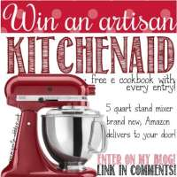 End of Summer Kitchen Mixer Giveaway