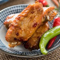 Chinese Baked Hot Wings