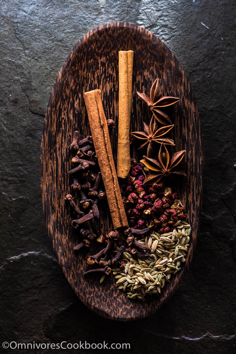Homemade Five Spice Powder