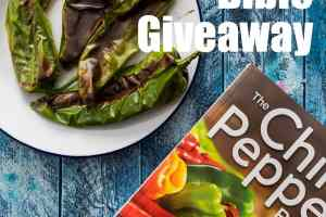 The Chile Pepper Bible Giveaway