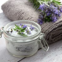 Back Pain Bath Salts
