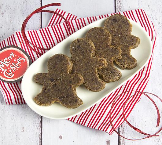 Raw Gingerbread Men - Om Nom Ally