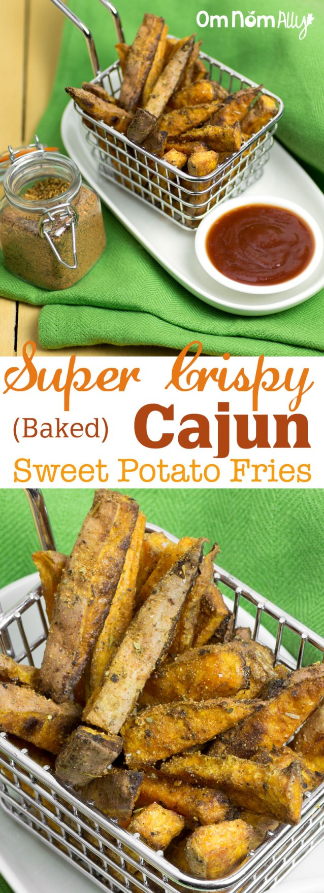 how to cook crispy sweet potato fries in oven