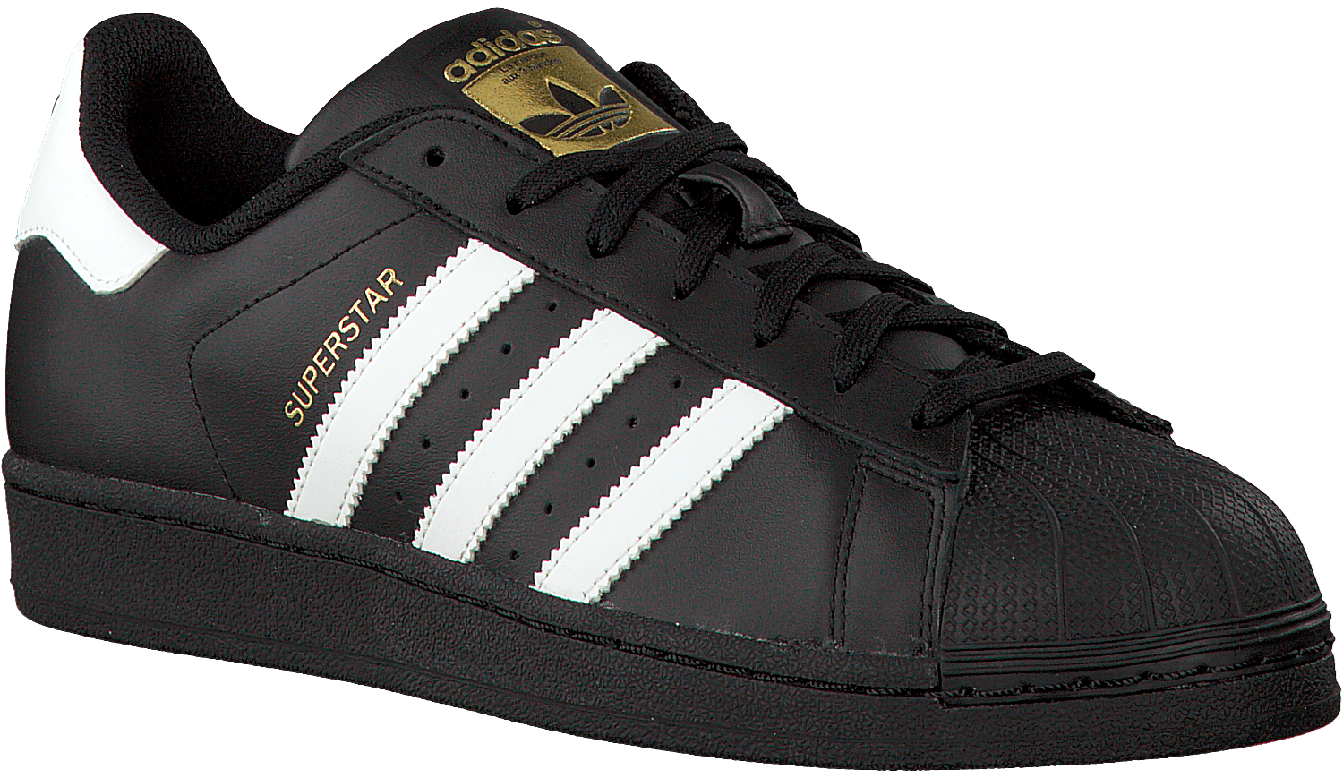 Zwarte Sneakers Heren Zwarte Adidas Sneakers Superstar Heren Omoda Be