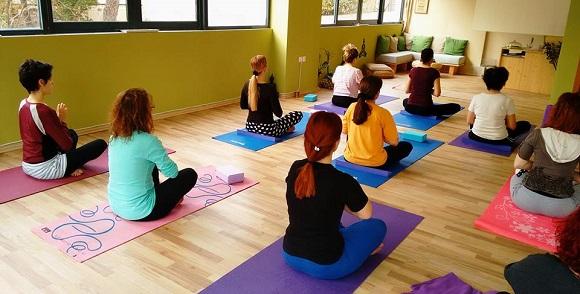 Nataraja Yoga Center 2