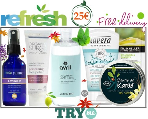 refresh box teliko