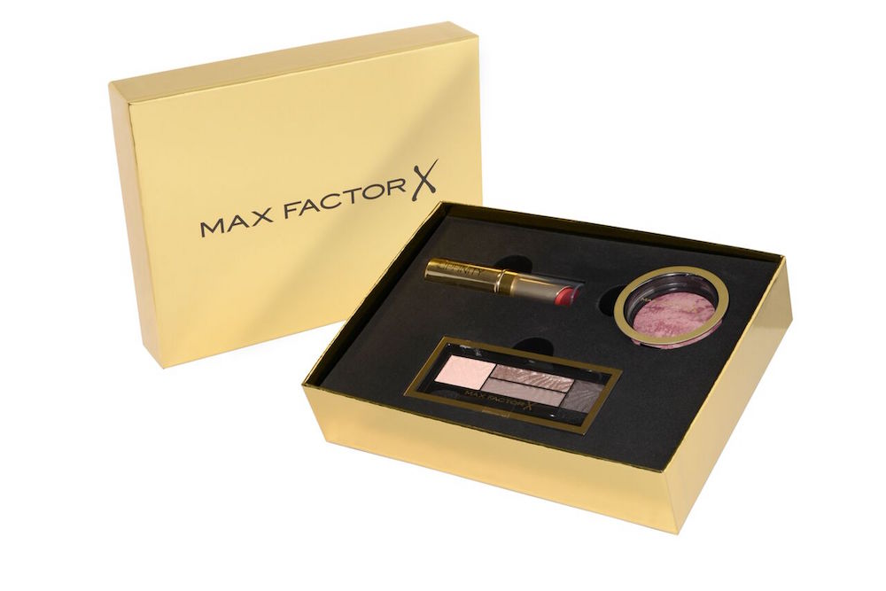 Max Factor _ Golden Box