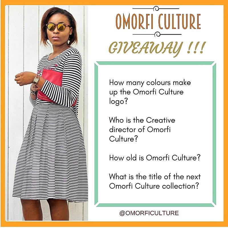 Omorfi Culture, Ready to wear Lagos.