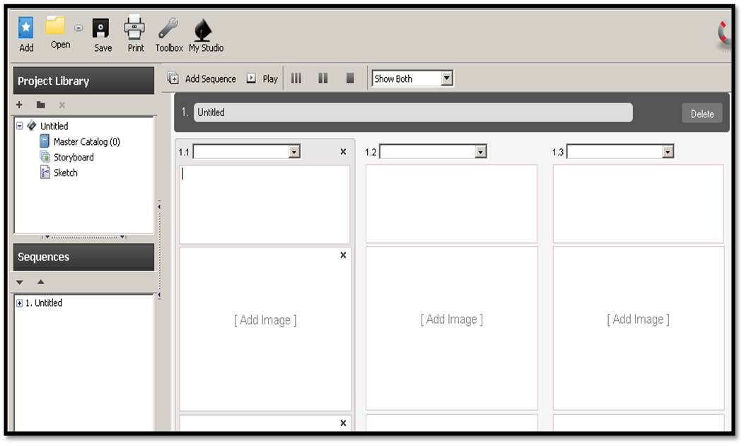 FMP Celtx Scripting  storyboard Software My Final Year Blog