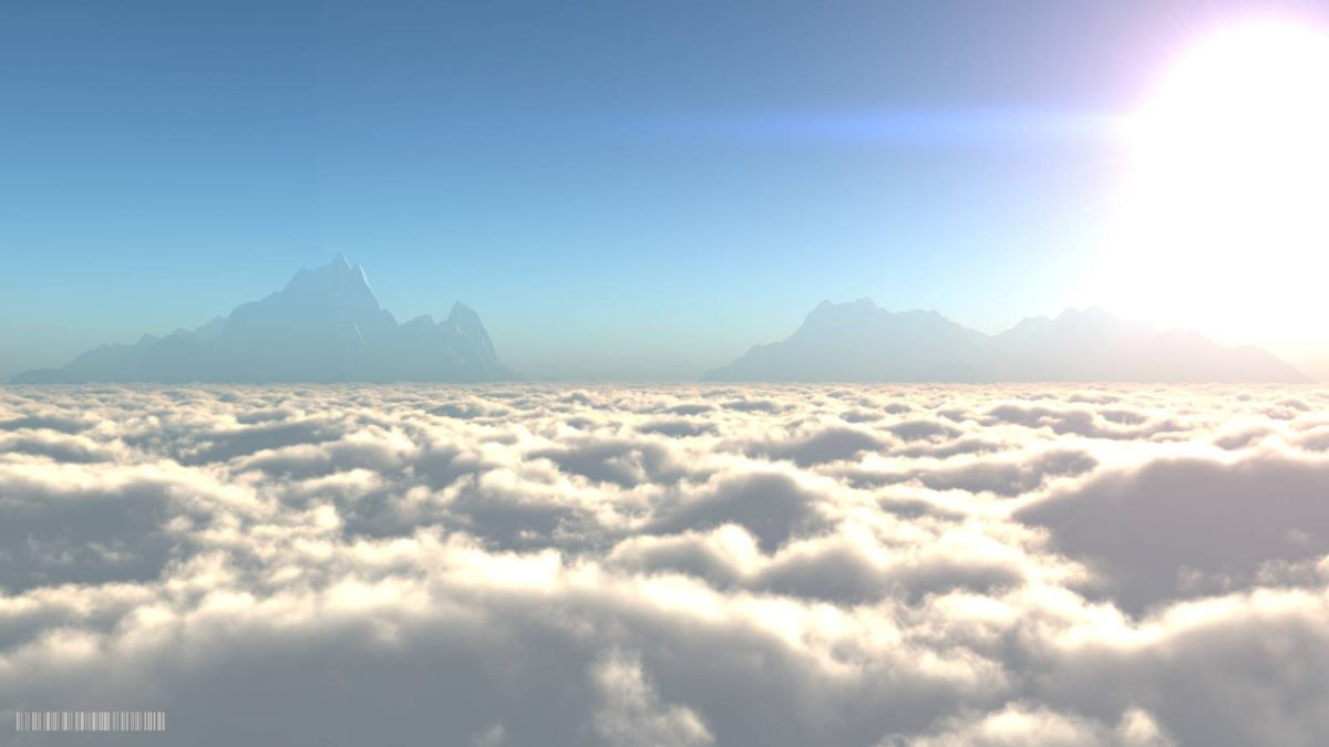 Hd Wallpapers With Love Quotes Rise Above The Clouds Omraam Words Of Light