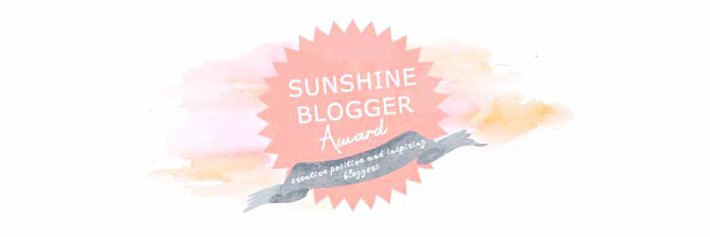 sunshine blogger award nomination, www.omtripsblog.com
