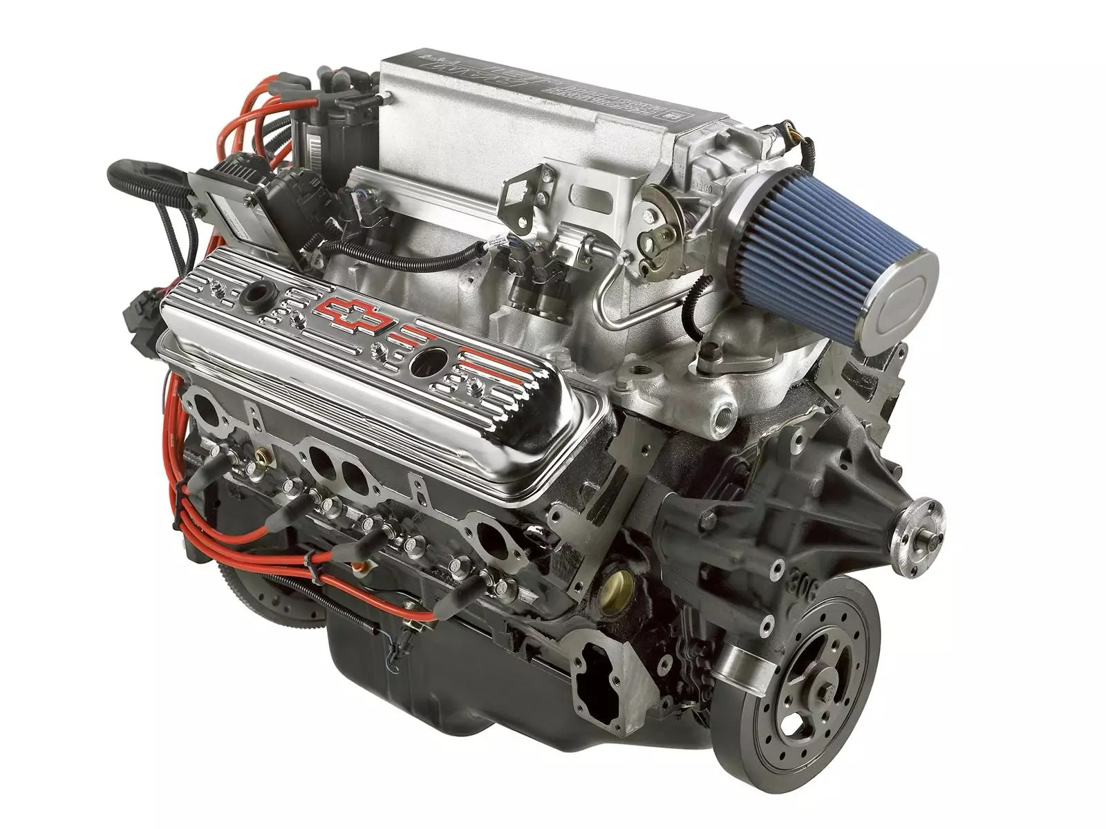 Crate Motors Mouse In A Box A Quick Guide To Small Block Chevy Crate Engines