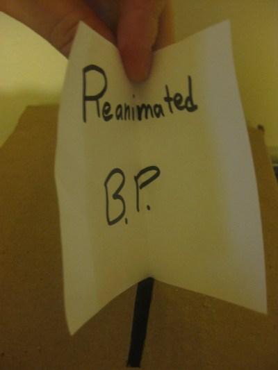 Reanimated B.P.
