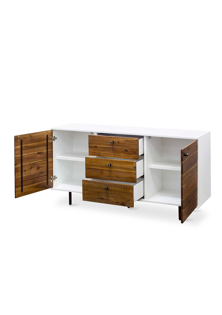 Timber Sideboard Furniture By Design Rustic Madrid Sideboard Rustic