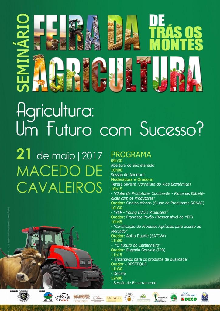 AGRICULTURA 2017 Seminário cópia