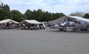 ONDA LIVRE TV - Feirantes continuam a reclamar a falta de gente nas feiras macedenses