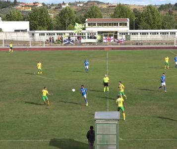 CA Macedo consegue primeiro ponto do campeonato