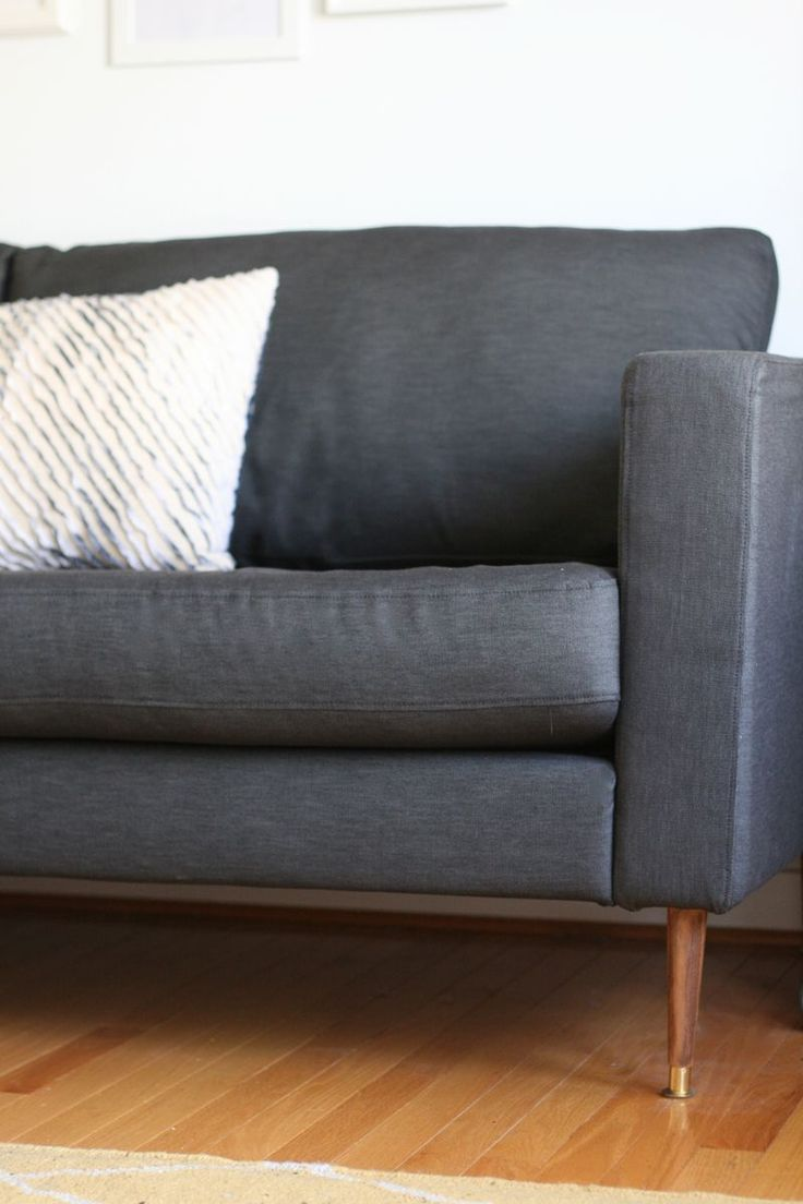 Karlstad Sofa Ideas: Raise The Height Of Your Sofa With Replacement Sofa