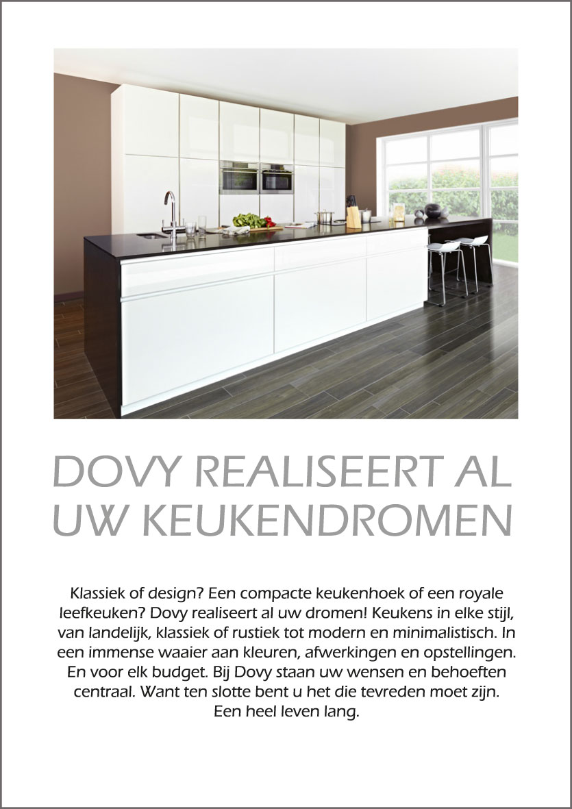 Budget Dovy Keuken Osn Business Page Van Keukens Dovy Roeselare