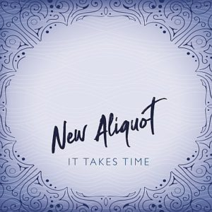 New Aliquot – It Takes Time