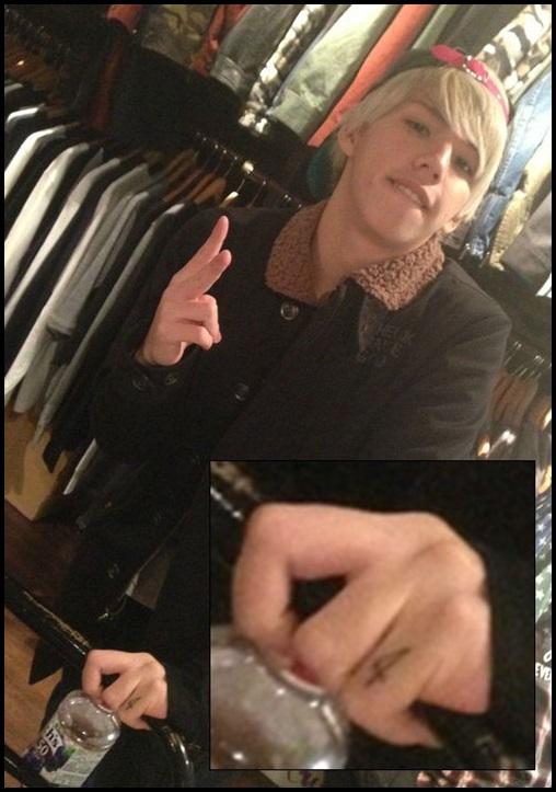 MY FIRST STORY hiroのタトゥー画像!刺青の意味に秘めた想いとは?小指