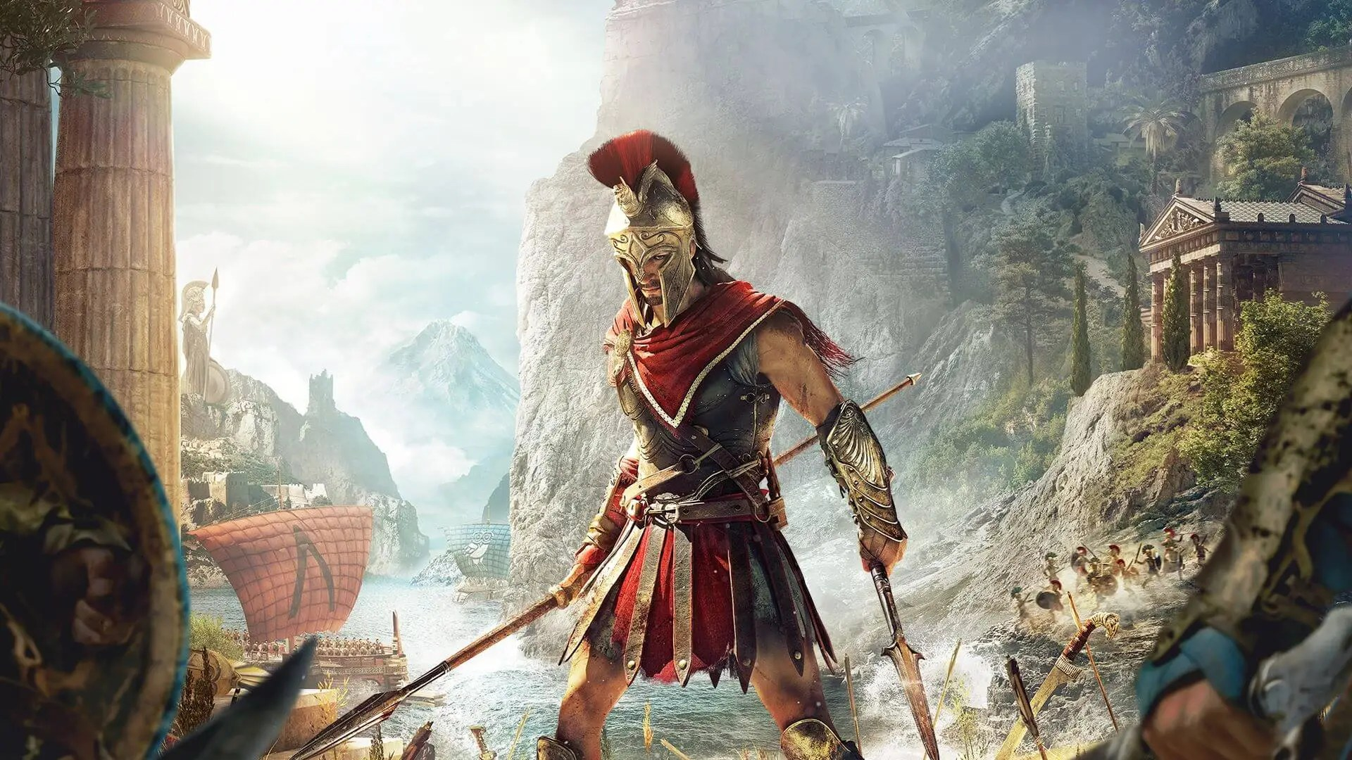 Assassins Creed Wallpaper Hd Assassin S Creed Odyssey Ya Est 225 Disponible