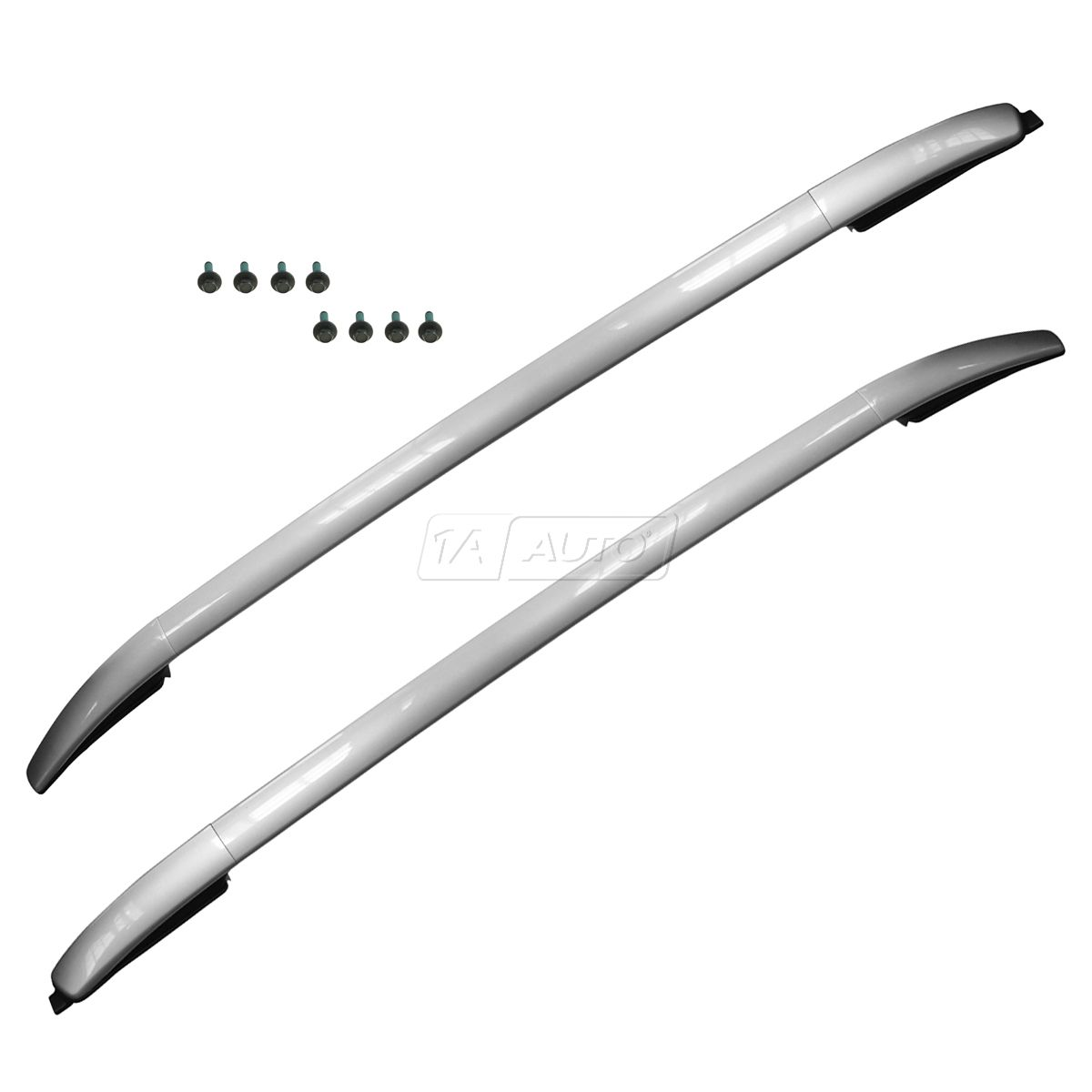 Oem Roof Rack Side Rail Pair Set For 13 15 Mazda Cx 5 Cx5