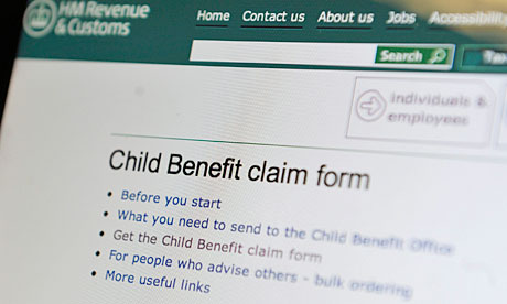 The much-publicised changes to the child benefit system