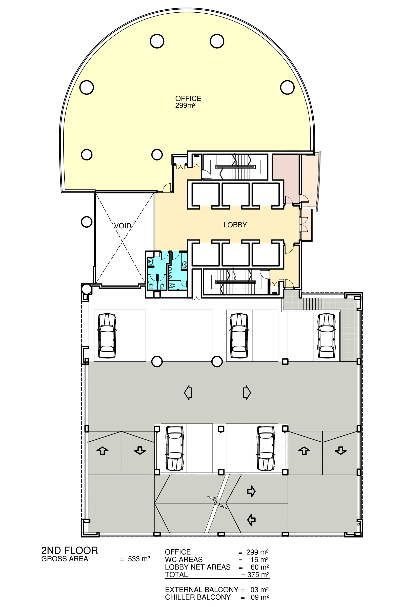Wc Plan Floor Plans One Africa Place