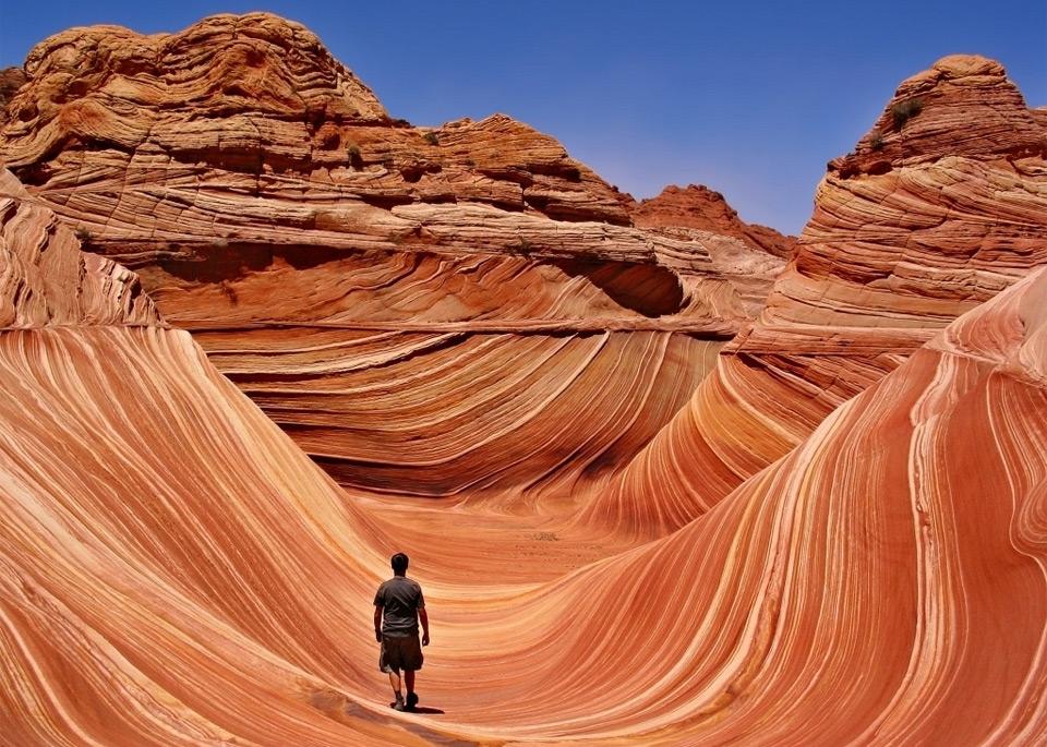 Havasu Falls Arizona Wallpaper Waves Of Utah Photo One Big Photo