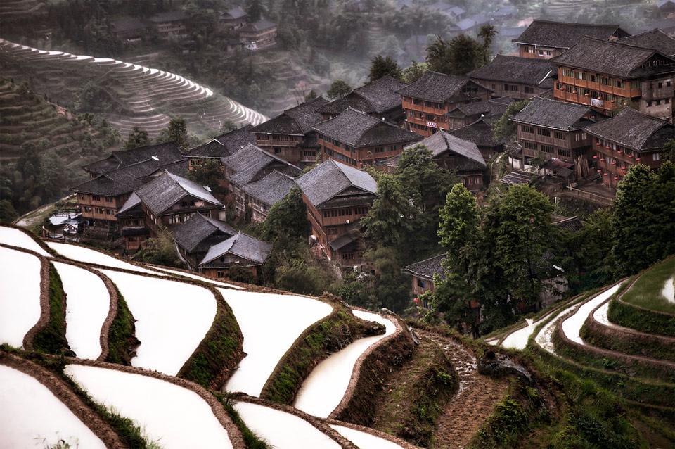 乡村美景 - wuwei1101 - 西花社