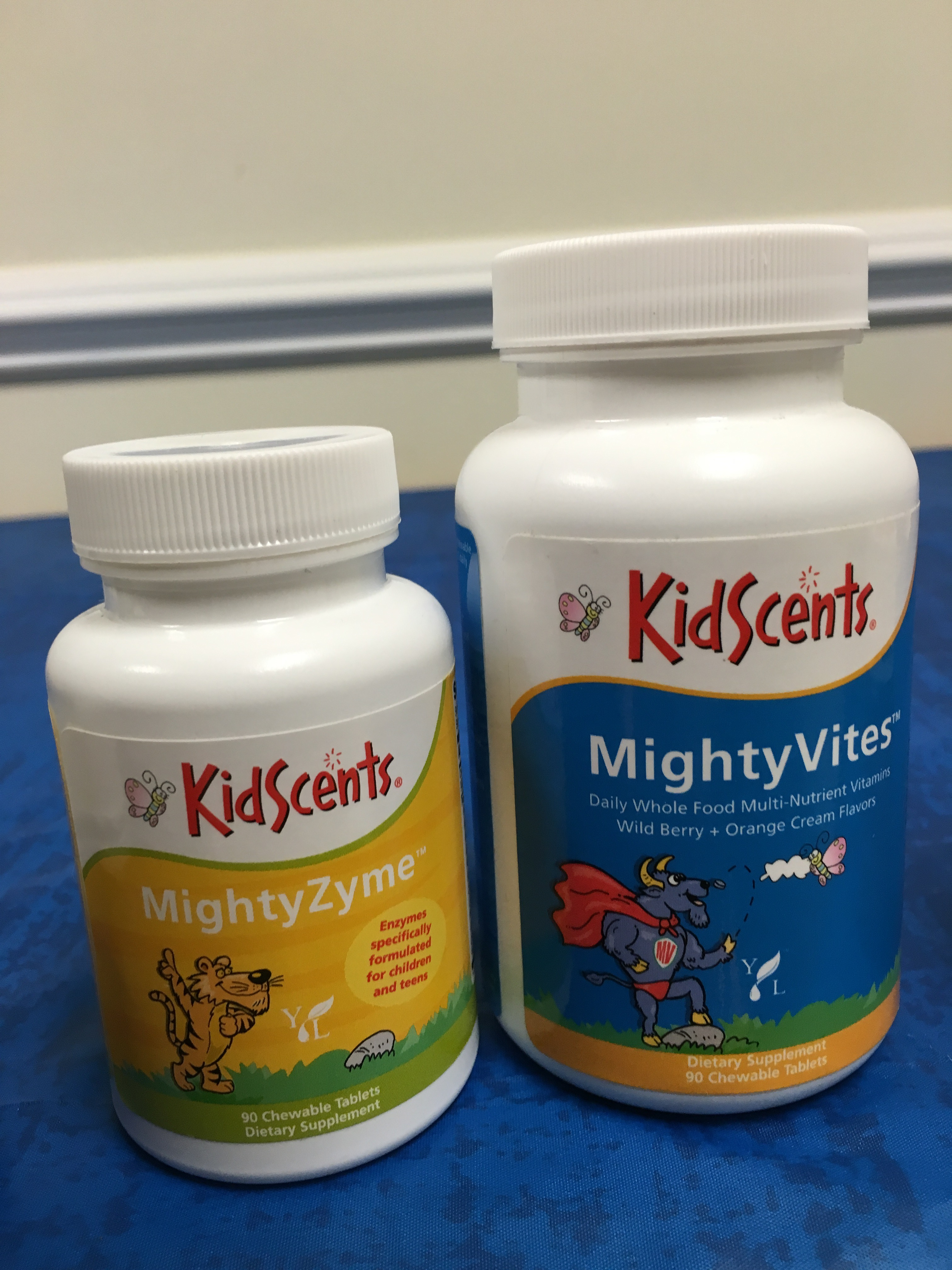 Kid Vitamins - Back to School In Person Class