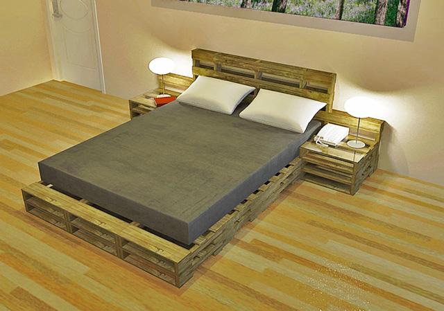 Diy Pallet Furniture Open Source Hub Sustainable