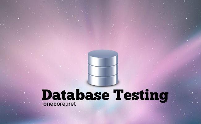 Manual Testing Database
