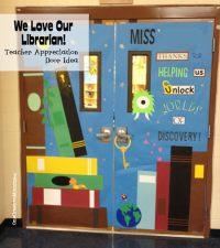 25 Teacher Appreciation Door Ideas - onecreativemommy.com