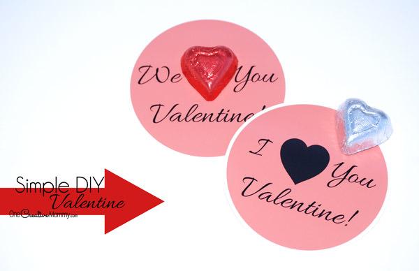 14 Days of Valentines! {Free Printables} - onecreativemommy