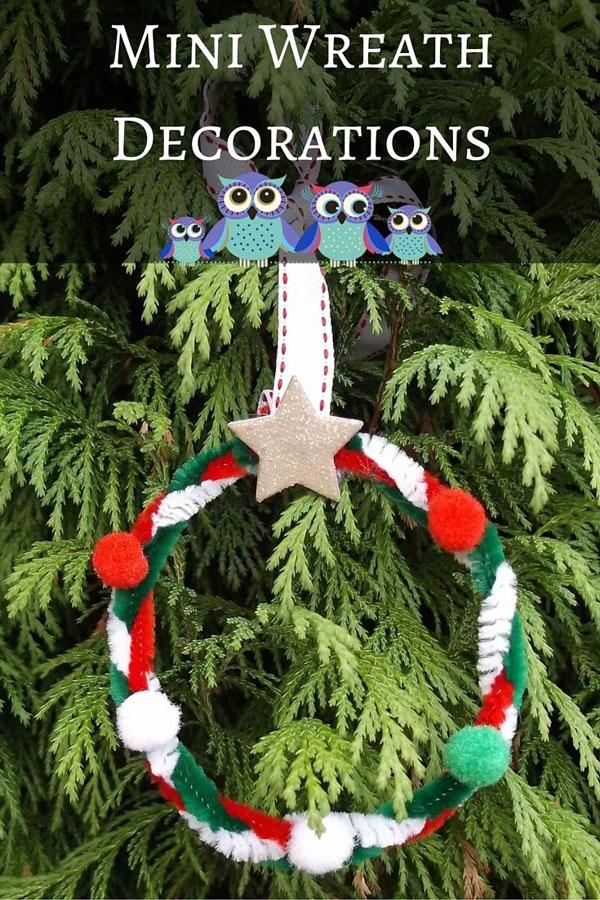 craft ideas christmas ornaments
