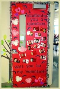 27 Creative Classroom Door Decorations for Valentine's Day ...
