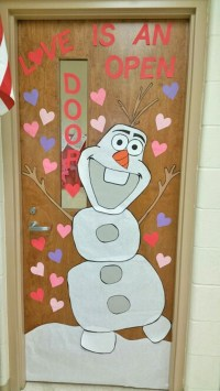 Christmas Door Decorating Ideas For Work