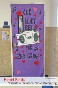 heart door decoration | Decoratingspecial.com