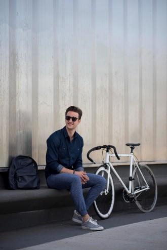 Express Men's Stylish Sweatpants