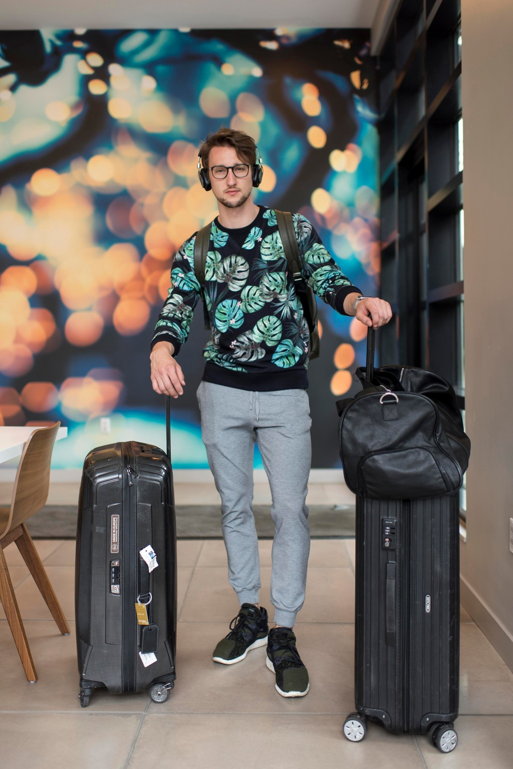 Marcel Floruss One Dapper Street Men's Style Travel