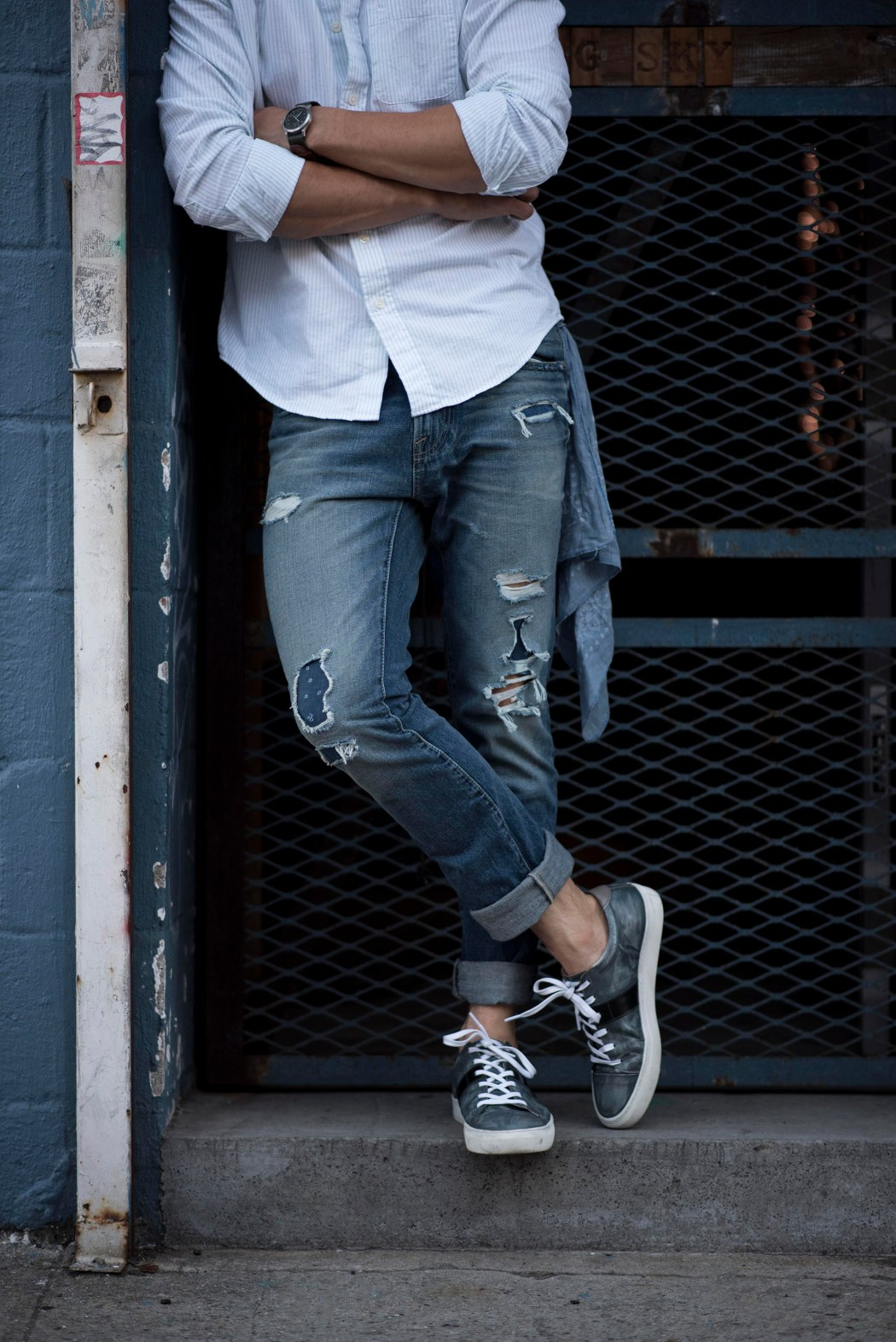 Abercrombie Fitch Jeans men's style